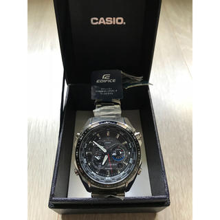 カシオ(CASIO)のカシオ エディフィス/EQS-500DB-1A1JF(腕時計(アナログ))