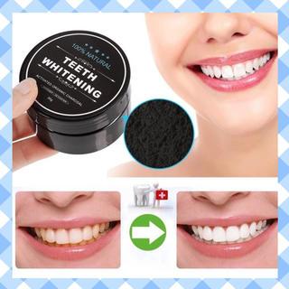 人気急上昇!  ホワイトニング 歯磨き粉 天然炭100%
