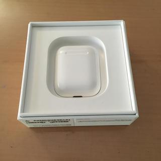 アップル(Apple)のアップル AirPods ジャンク(ヘッドフォン/イヤフォン)