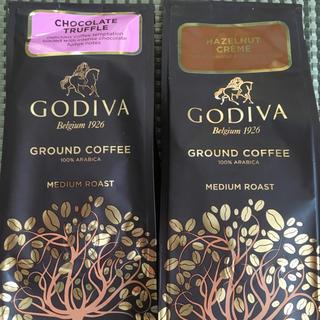 新品未開封ゴディバフレイバーコーヒー
