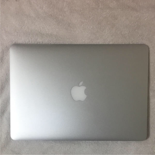 マック(Mac (Apple))のMac book air 13inch(ノートPC)