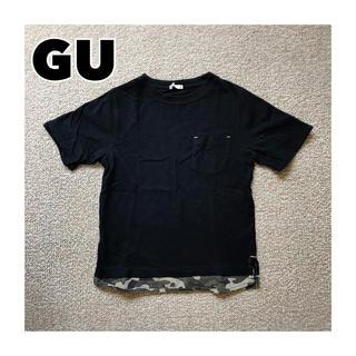 ジーユー(GU)の【美品】GU kids TOPS(Tシャツ/カットソー)