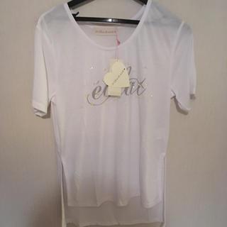 トランテアンソンドゥモード(31 Sons de mode)の新品未使用タグつき!31 Sons de mode 可愛いTシャツ!お値下げ(Tシャツ(半袖/袖なし))