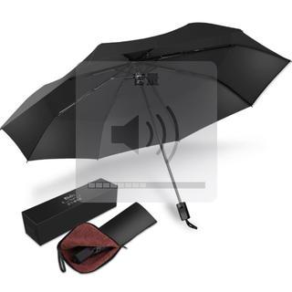 Ewin 折り畳み傘 軽量 265g  超吸水カバー付き  グラスファイバー(傘)
