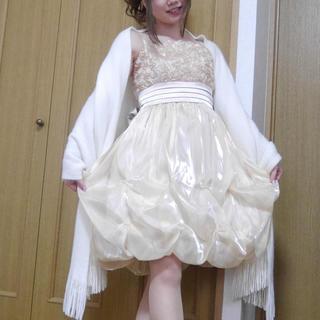 パウダーシュガー(POWDER SUGAR)のパーティドレス ドレス(ミディアムドレス)