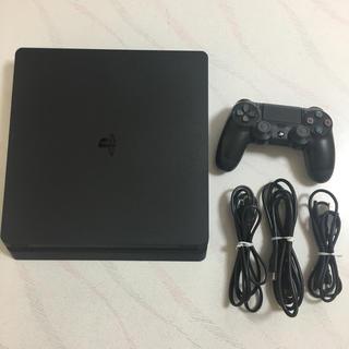 PlayStation4 - ps4 ジェット・ブラック 1TB CUH-2000BB