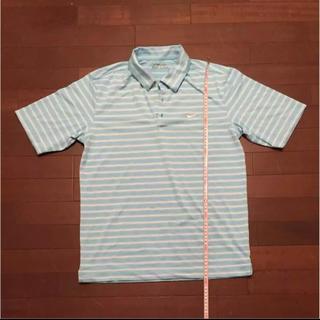 ナイキ(NIKE)の新品【NIKE GOLF】ナイキゴルフ ポロシャツ 男性用Mサイズ(ウエア)