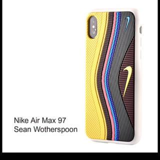 ナイキ(NIKE)のSean Wotherspoon iPhone case Airmax 97/1(iPhoneケース)