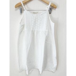 サマンサモスモス(SM2)の*11858 SM2 キャミソール・タンクトップ Mサイズ(Tシャツ(半袖/袖なし))