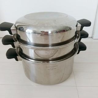アムウェイ(Amway)のアムウェイAmway  6リットル シチューパン(鍋/フライパン)