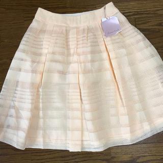 クチュールブローチ(Couture Brooch)のクチュールブローチ 新品タグ付き スカート(ひざ丈スカート)