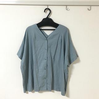 ケービーエフ(KBF)のKBF 2wayシャツ(シャツ/ブラウス(半袖/袖なし))