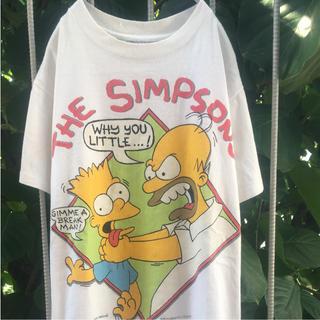 ♥︎USED 90's vintage【THE SIMPSONS】Tシャツ♥︎