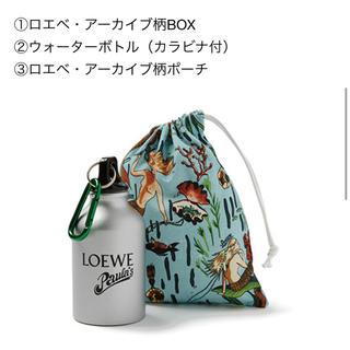335a2e38d9de ロエベ(LOEWE)の雑誌 ELLE ロエベ イビザ ボックス 新品未使用品 タキマキさん