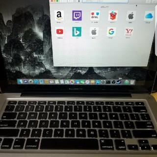 マック(Mac (Apple))のMacBookPro2012お得!(ノートPC)