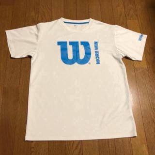 ウィルソン(wilson)のウイルソンバドミントンシャツ(バドミントン)