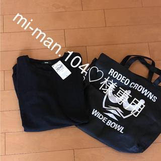 ロデオクラウンズ(RODEO CROWNS)のmi-man.104♡様専用(カットソー(半袖/袖なし))