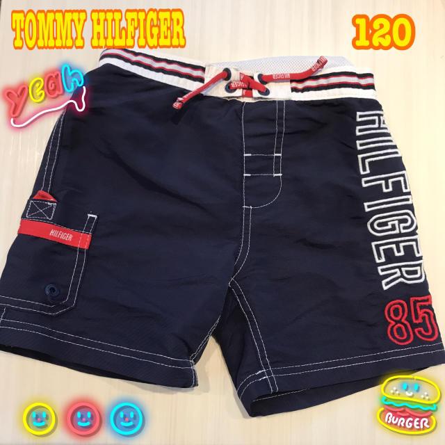 1295975cb5f TOMMY HILFIGER(トミーヒルフィガー)の120 6歳 トミー 水着 120 スイムウェア 男子