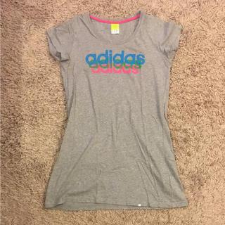 アディダス(adidas)のadidas・ロングTシャツ(Tシャツ(長袖/七分))