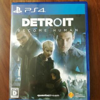プレイステーション4(PlayStation4)のPS4 デトロイト(家庭用ゲームソフト)