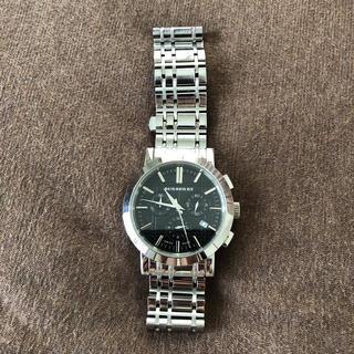 バーバリー(BURBERRY)のバーバリーの腕時計(金属ベルト)