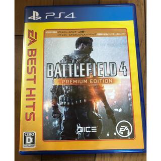 プレイステーション4(PlayStation4)のps4  バトルフィールド4  battlefield4(家庭用ゲームソフト)