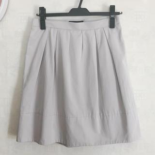 アンタイトル(UNTITLED)の美品 アンタイトル スカート(ひざ丈スカート)