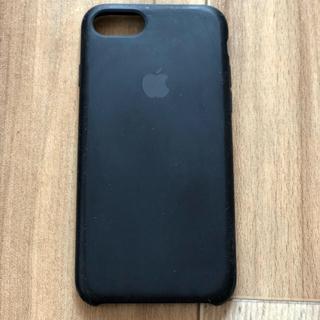 アップル(Apple)のiPhone7 Apple 純正 シリコンケース (iPhoneケース)