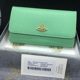 ヴィヴィアンウエストウッド(Vivienne Westwood)の新品未使用 正規品 Vivienne Westwood レディース財布 長財布(財布)