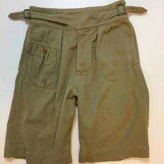 エンジニアードガーメンツ(Engineered Garments)のサイズ2 nigel cabourn ナイジェルケーボン グルカショーツ 短パン(ショートパンツ)