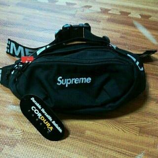 シュプリーム(Supreme)の supreme Waist Bag 18ss  新品未使用 (ウエストポーチ)