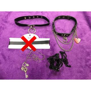 スピンズ(SPINNS)のチョーカー ネックレス まとめ売り(ネックレス)