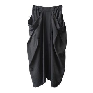 オズモーシス(OSMOSIS)のOSMOSIS 今期完売!ドレープポケットスカート(ロングスカート)
