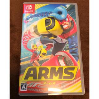ニンテンドースイッチ(Nintendo Switch)のARMS アームズ 任天堂 スイッチ(家庭用ゲームソフト)