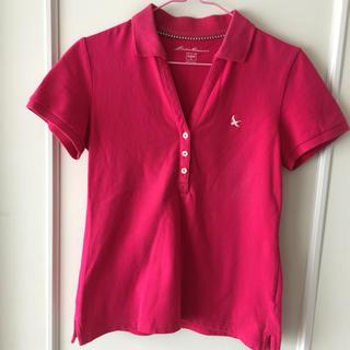 エディーバウアー(Eddie Bauer)のレディースシャツ(シャツ/ブラウス(半袖/袖なし))