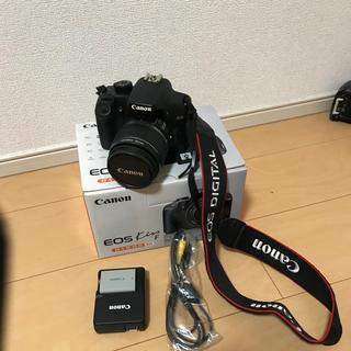 キヤノン(Canon)のconon KISS F (デジタル一眼)