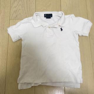 POLO RALPH LAUREN - ラルフローレンポロシャツ白90
