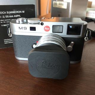 ライカ(LEICA)のライカ M9 レンズなし(デジタル一眼)