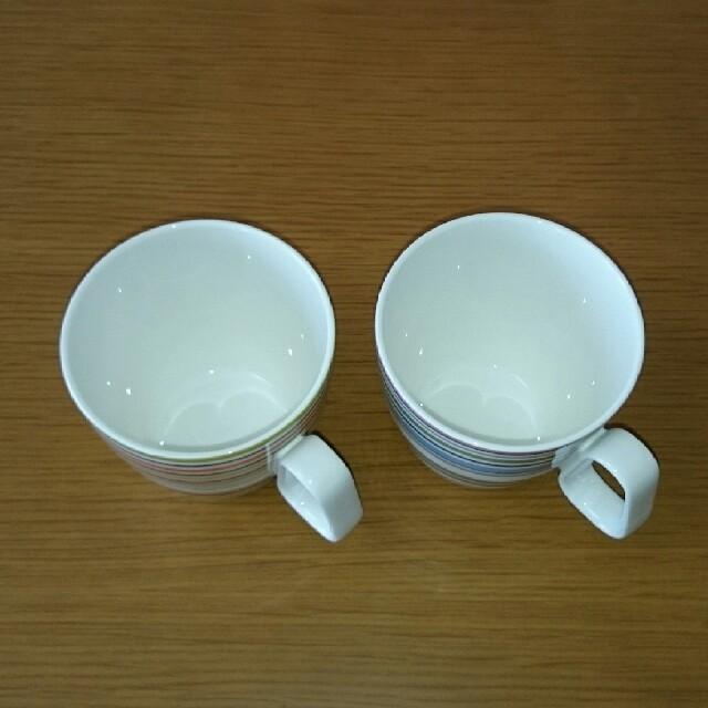 iittala(イッタラ)のもも様専用です。イッタラ オリゴ マグカップ ペア セット インテリア/住まい/日用品のキッチン/食器(グラス/カップ)の商品写真