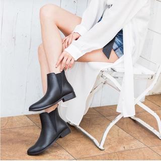 rienda リエンダ レインブーツ ノベルティ(レインブーツ/長靴)