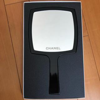 シャネル(CHANEL)のCHANEL❁手鏡  [新品](ミラー)
