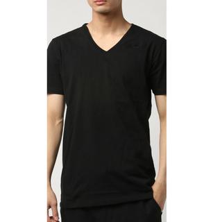 エイケイエム(AKM)の【セール】AKM Tシャツ 黒 Mサイズ新品タグ付き 定価約4000円(Tシャツ/カットソー(半袖/袖なし))