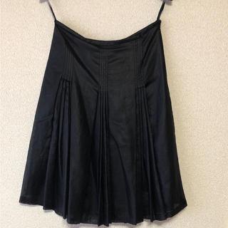 アイシービー(ICB)のI CB    プリーツスカート(ひざ丈スカート)