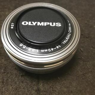 オリンパス(OLYMPUS)のM.ZUIKO DIGITAL ED 14-42mm F43.5-5.6EZ(レンズ(ズーム))