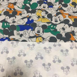 ディズニー(Disney)のSale(● ˃̶͈̀ロ˂̶͈́)੭ꠥ⁾⁾輸入生地セット(生地/糸)