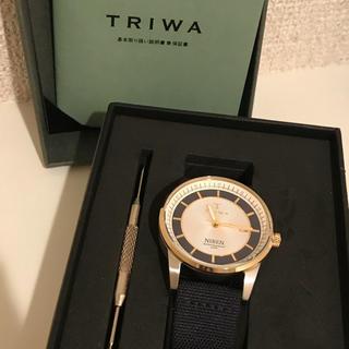 トリワ(TRIWA)のTRIWA 腕時計 新品未使用(腕時計(アナログ))
