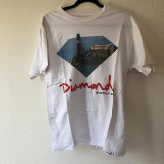 NIKE - DIAMOND SUPPLY CO tシャツ