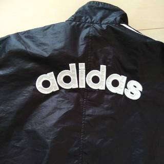 アディダス(adidas)のアディダス ナイロンジャケット Lサイズ(ナイロンジャケット)
