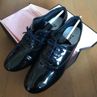 レペット(repetto)の新品未使用 repetto zizi 37(ローファー/革靴)