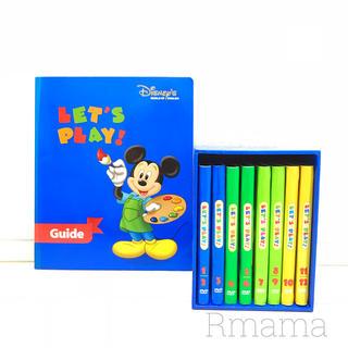 Disney - 【美品】レッツプレイDVD ディズニー英語 DWE